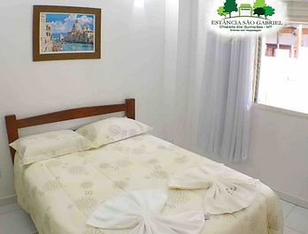 Guesthouse in Chapada dos Guimarães - Room for 2 people