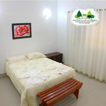 Guesthouse in Chapada dos Guimarães - Room for 4 people